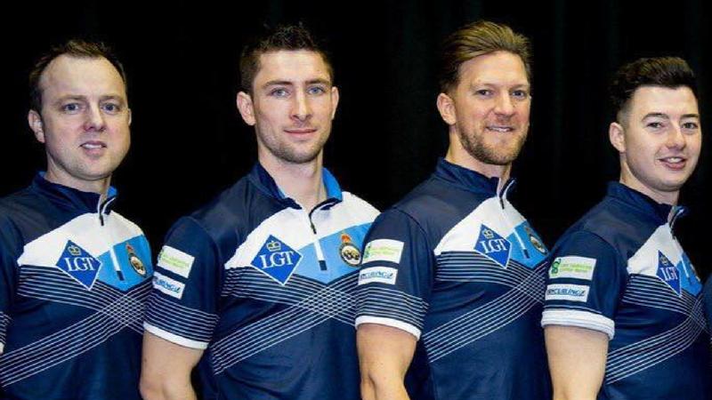 Team Brewster Curling