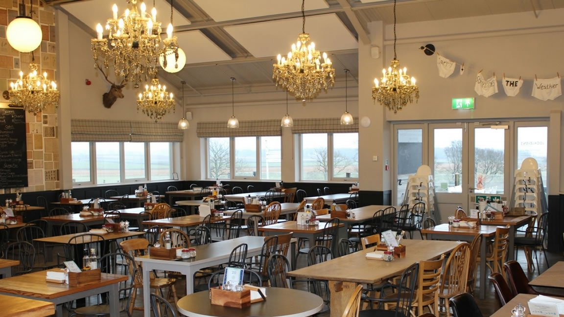 The Larder Cafe at Loch Leven's Larder