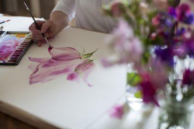 Clare Robinson Watercolours