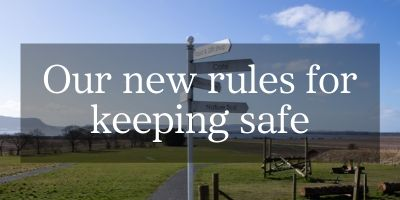 Our new rules for keeping staff and customers safe